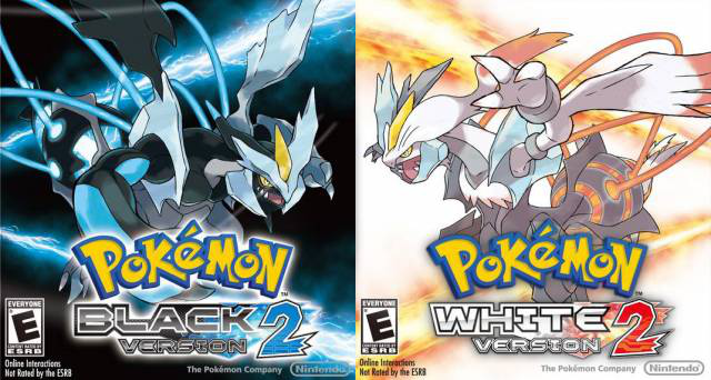 Pokémon Locations in Pokémon Black 2, White 2 - Pokémon Black 2 and