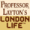 Professor Layton\'s London Life