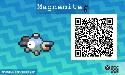 how to get magnemite pokemon moon