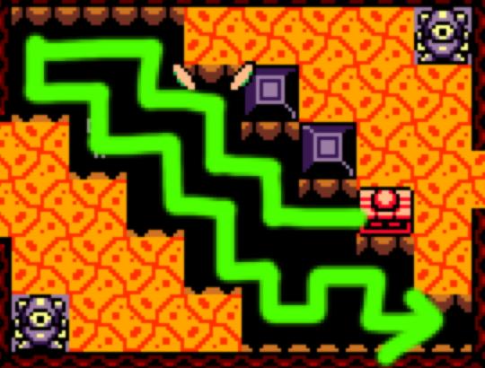 Turtle Rock - The Legend of Zelda: Link's Awakening DX
